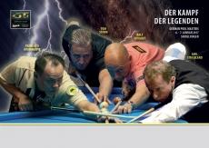 Autogrammposter Kampf der Legenden A4