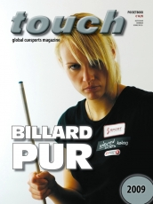 Billardmagazin Touch Poketbook - Ausgabe Nr. 1