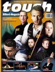 Billardmagazin Touch - Ausgabe 17 - Top Snooker Players