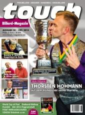 Billardmagazin Touch - Ausgabe 20 - Thorsten Hohmann