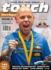 Billardmagazin Touch - Ausgabe 21 - Ralph Souquet