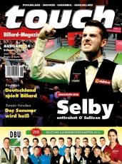 Billardmagazin Touch - Ausgabe 24 - Mark Selby