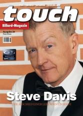 Billardmagazin Touch - Ausgabe 29 - Steve Davis