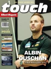 Billardmagazin Touch - Ausgabe 30 - Albin Ouschan