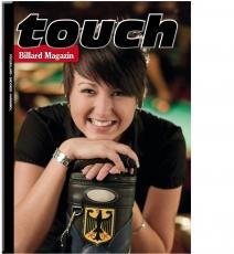 Billardmagazin Touch - Ausgabe 5 - Simone Künzl