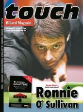 Billardmagazin Touch - Ausgabe 6 - Ronnie OSullivan
