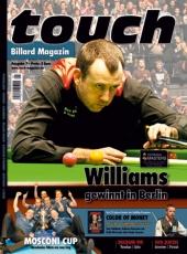 Billardmagazin Touch - Ausgabe 7 - Mark Williams