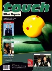 Billardmagazin Touch - Ausgabe 8 - Dreiband