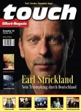 Billardmagazin Touch - Ausgabe 34 - Earl Strickland