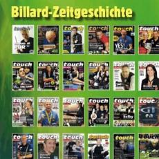 Billardmagazin Touch Weihnachtsedition - 32 Touch Ausgaben Billardgeschichte pur!