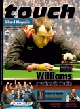 Billardmagazin Touch - Ausgabe 7 - Mark Williams